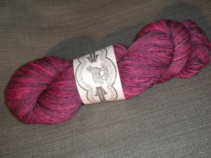 January Yarns Llama Sock