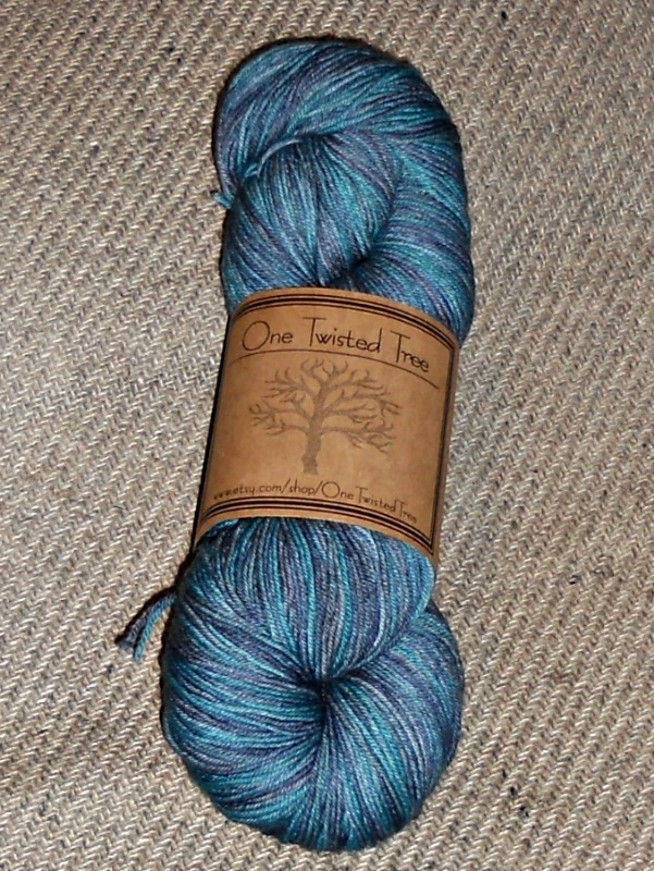 One Twisted Tree Yarn